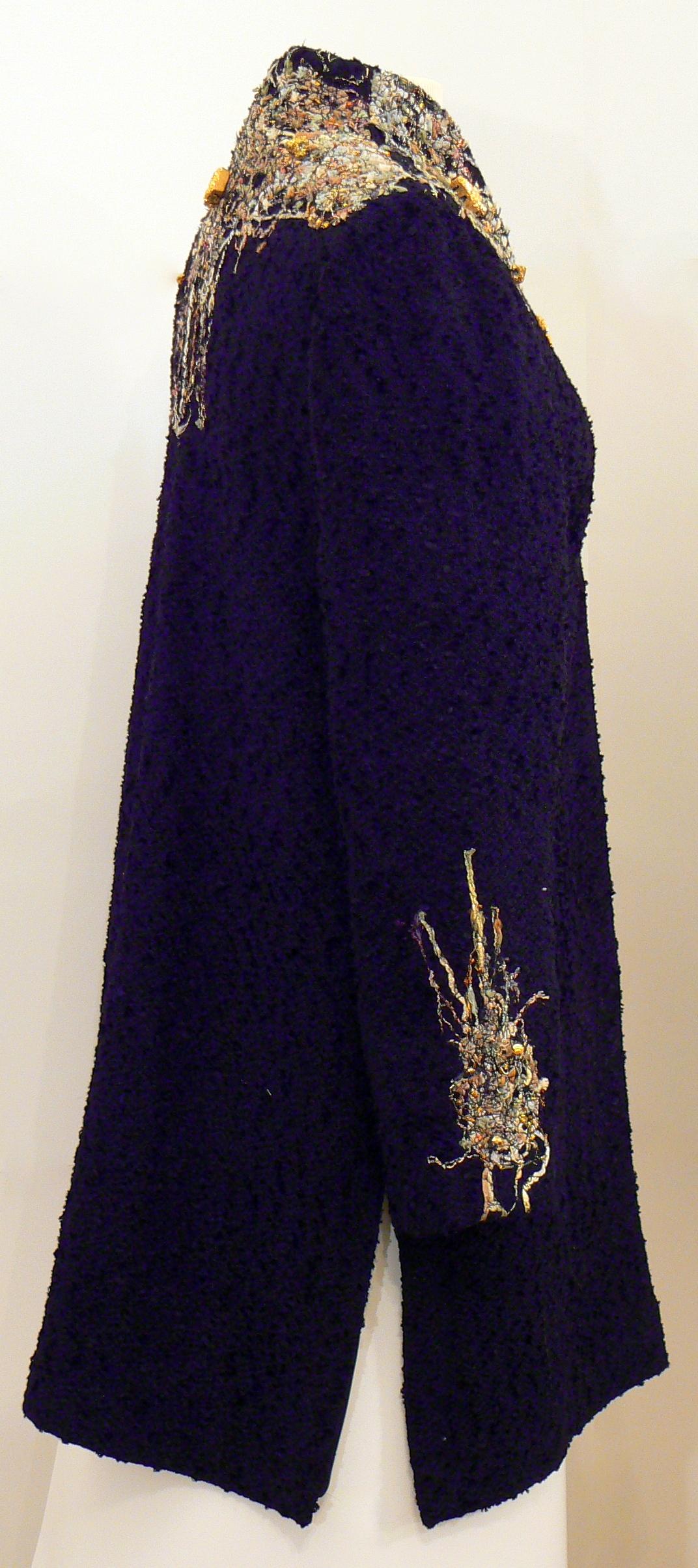 Handwoven Clothing, Coats, Kathleen Weir-West, 30-001.JPG