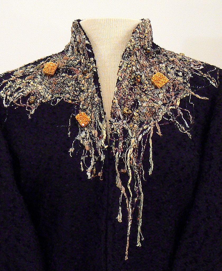 Handwoven Clothing, Coats, Kathleen Weir-West, 32-001.JPG