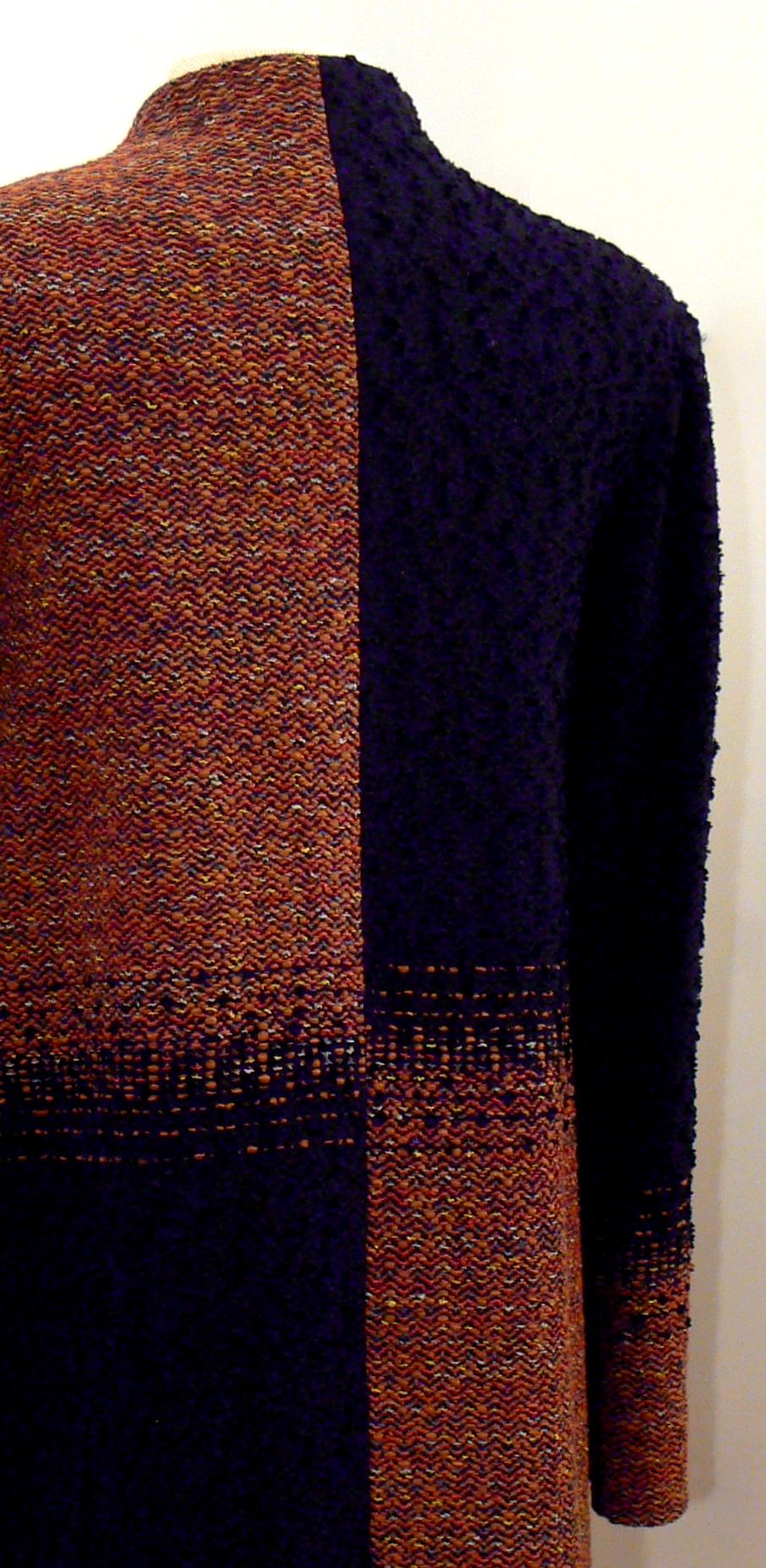 Handwoven Clothing, Coats, Kathleen Weir-West, 37-001.JPG
