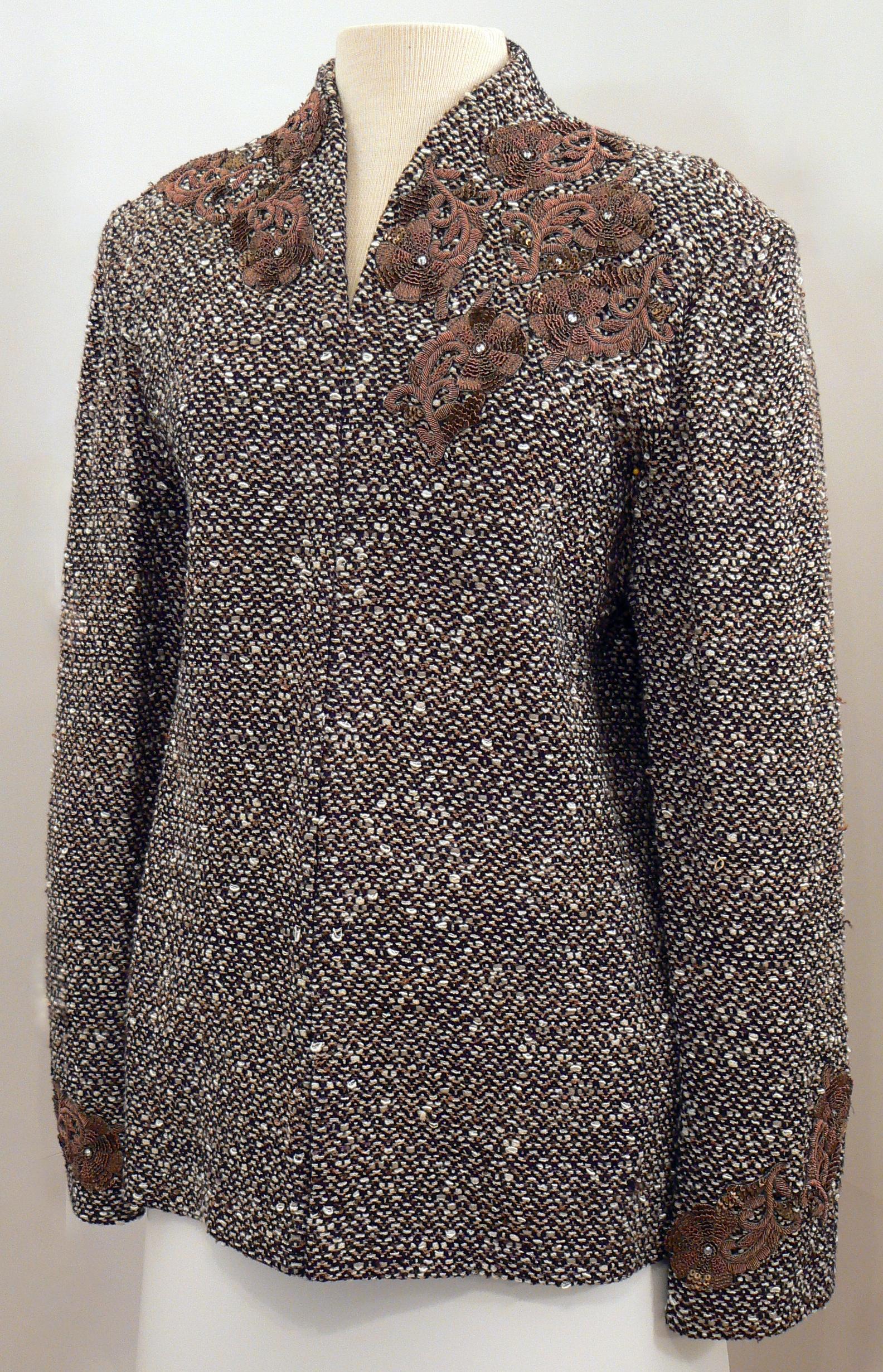 Handwoven Clothing, Wearable Art, Kathleen Weir-West, 9-001.JPG
