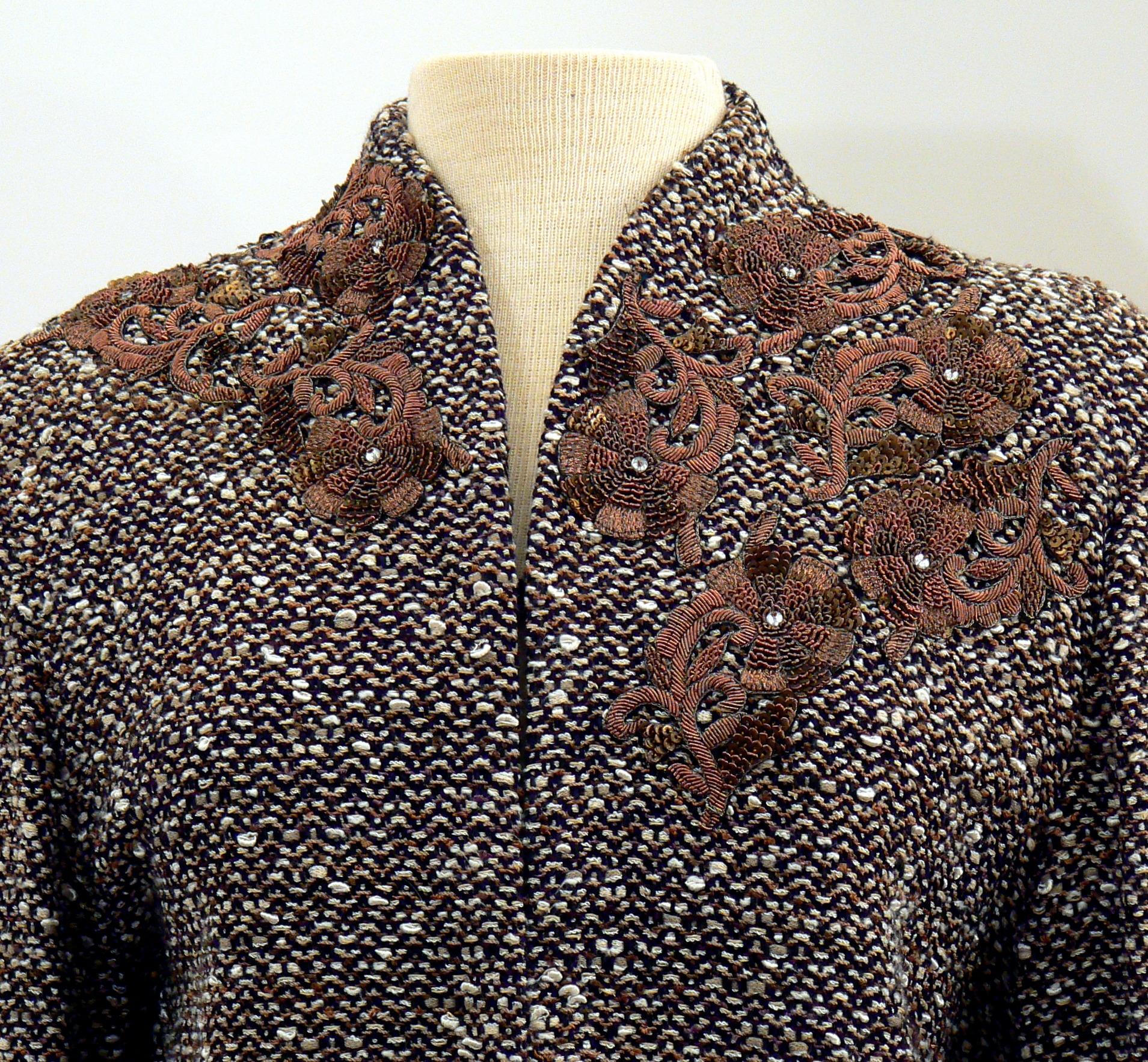Handwoven Clothing, Wearable Art, Kathleen Weir-West, 15-001.JPG