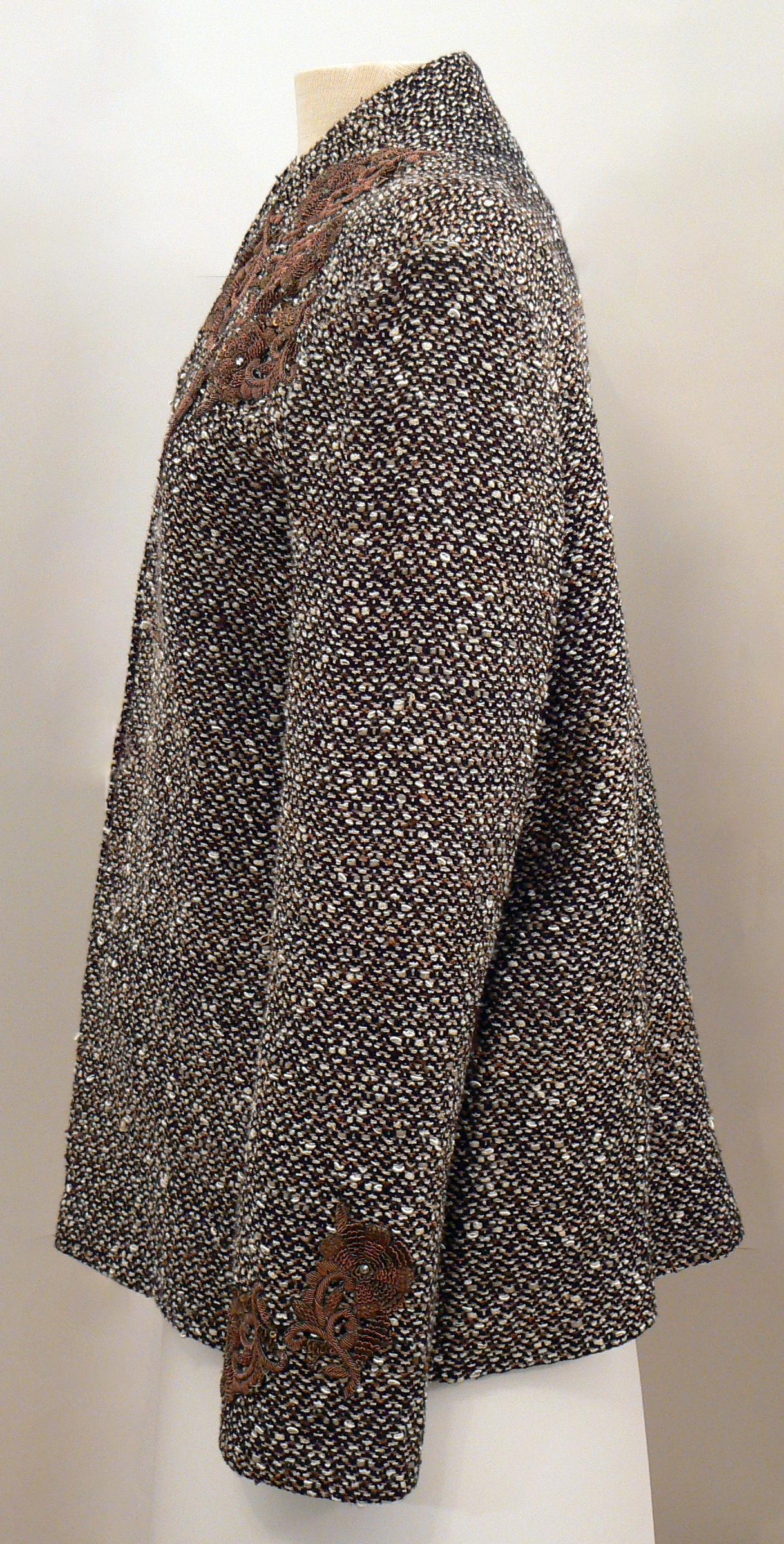 Handwoven Clothing, Wearable Art, Kathleen Weir-West, 11-001.JPG
