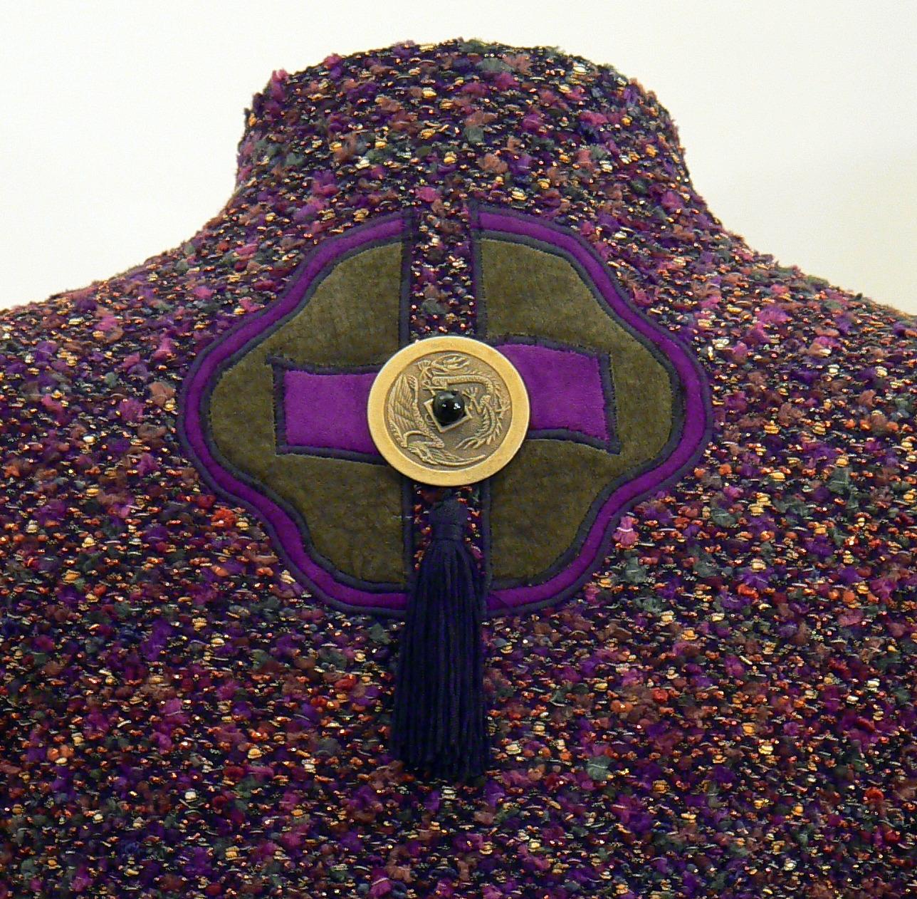 Handwoven Clothing, Coats, Kathleen Weir-West, 26-001.JPG