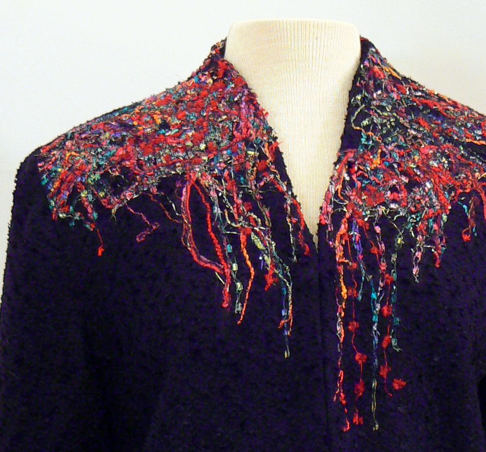 Handwoven Clothing, Wearable Art, Kathleen Weir-West, 5-001.JPG