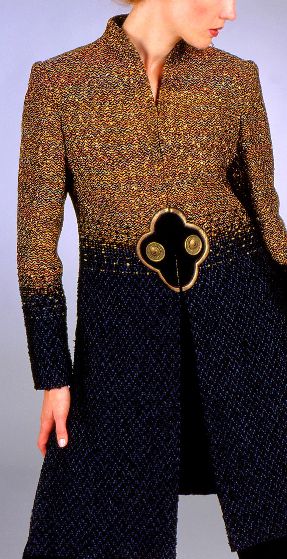 Tunic Coat, Business Coat, Kathleen Weir-West