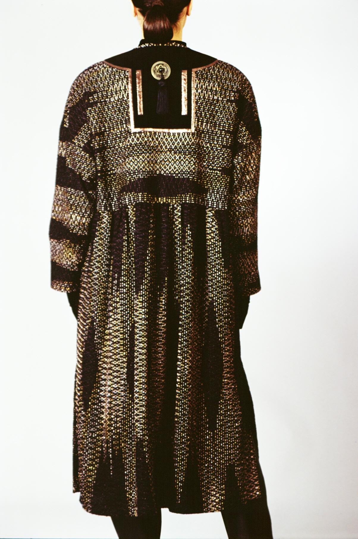 Handwoven Coat, Business Apparel, Kathleen Weir-West 1.JPG