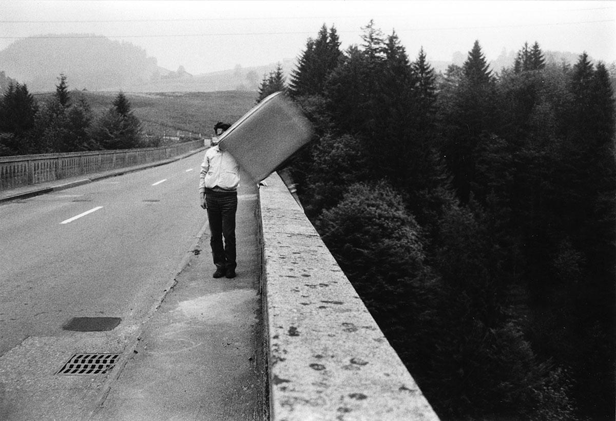 Signers Koffer, Filmstill. © Peter Liechti