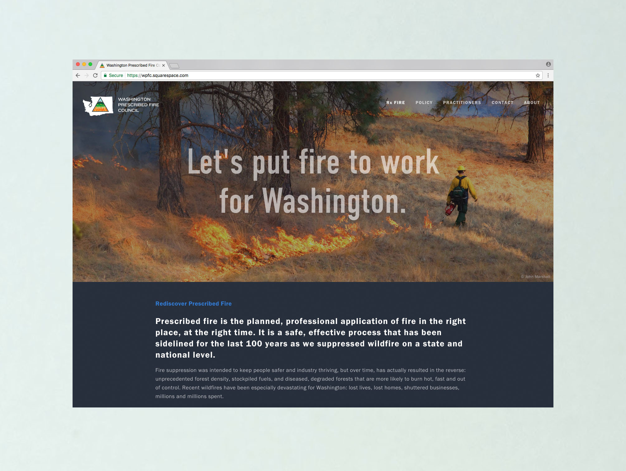waprescribedfire.org