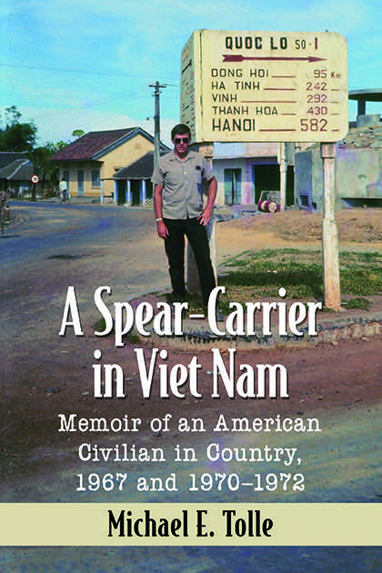 A Spear-Carrier in Viet Nam Cover.jpg