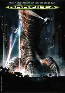 Why is this poster image SO LARGE? Why not? The film makers think bigger is better! Bigger, bigger......BIGGER!!!