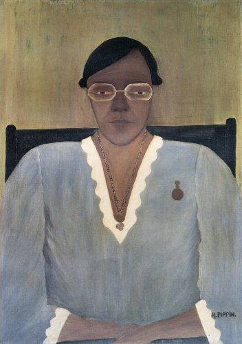 The Artist's Wife (1936) - Horace Pippin