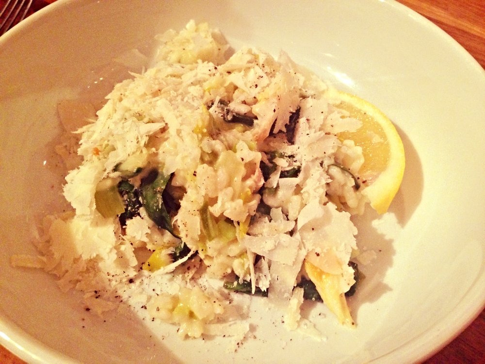 Oven Baked Smoked Haddock and Leek Risotto