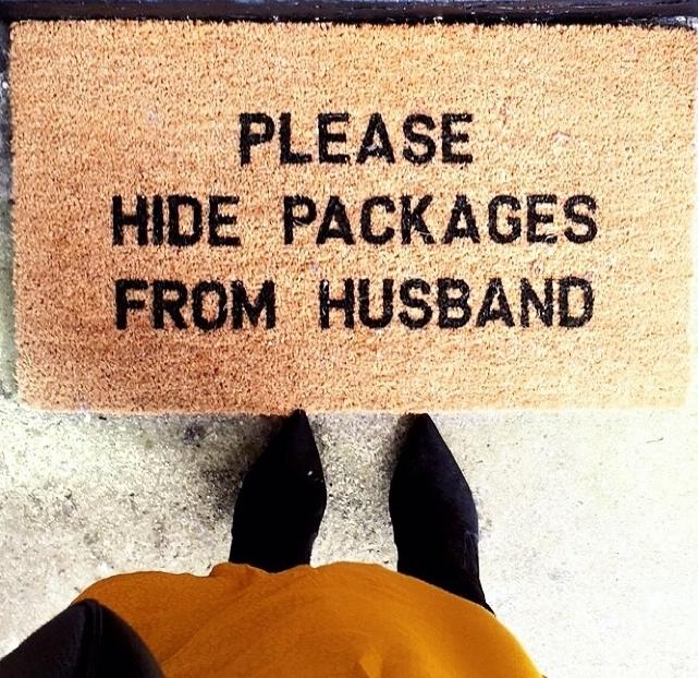 My Doormat, Amazon, £17.99