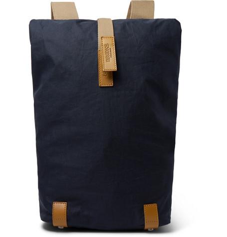 Brooks England Backpack, Mr Porter, £190