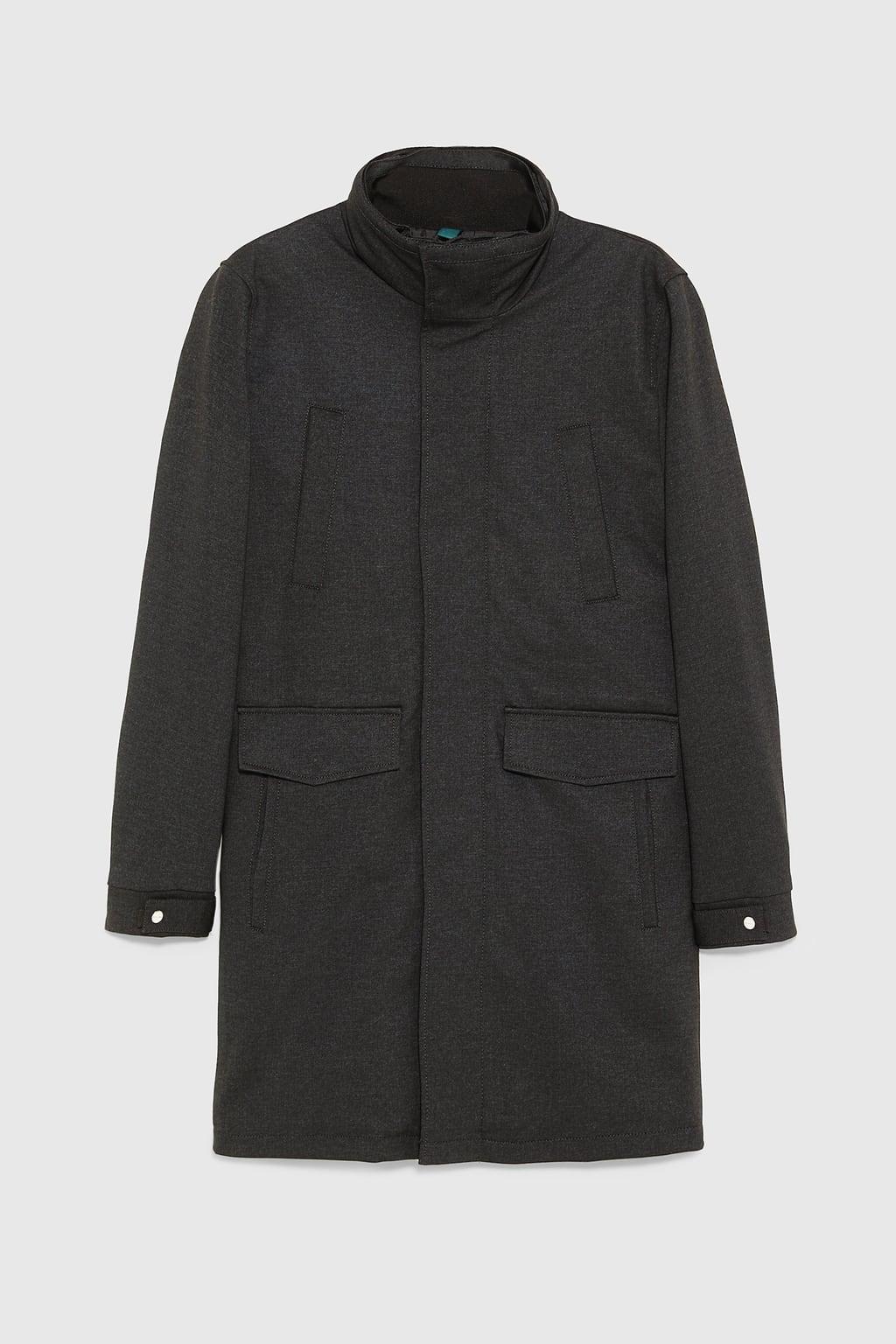 Puffer Coat, Zara, £99.99