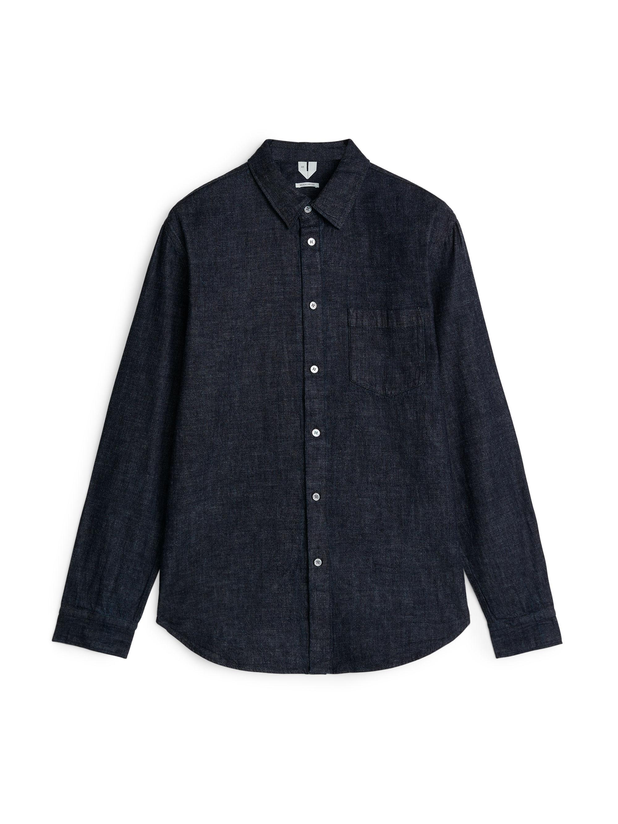 Denim Shirt, Arket, £79