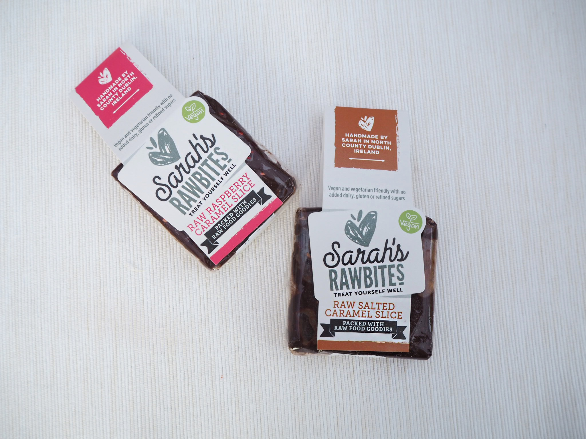 Sarah's Rawbites  - the perfect on-the-go snack!