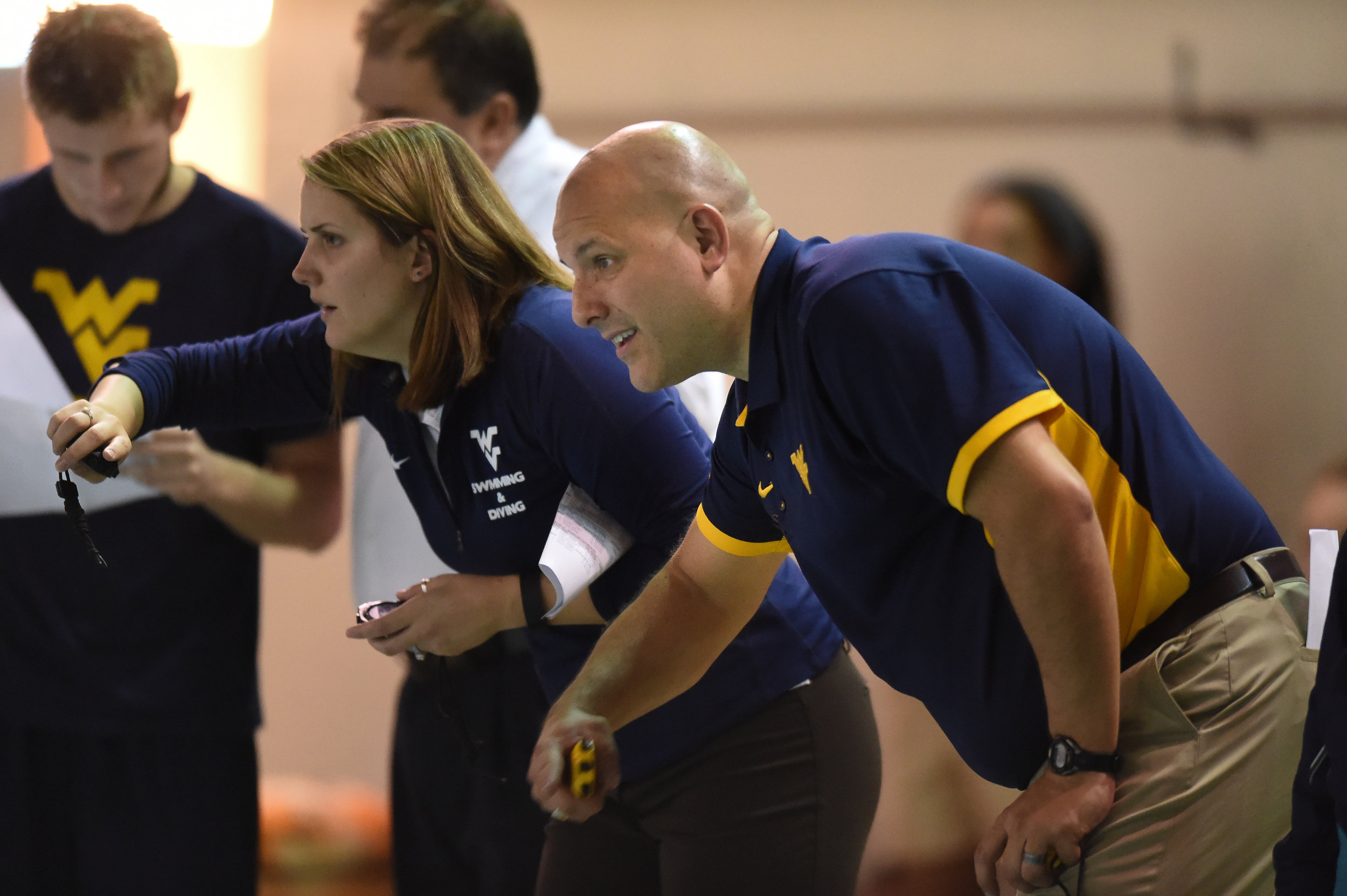 Elizabeth Iliff, Assistant Swim Coach, West Virginia University