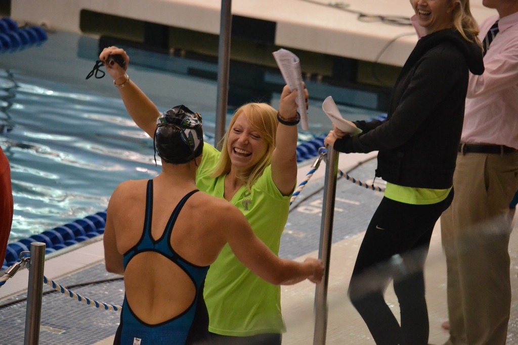 Katherine Robinson, Head Women's Swim Coach, Tulane University