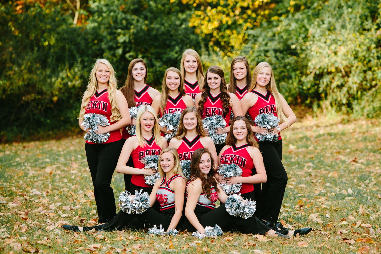 High School Dance Team