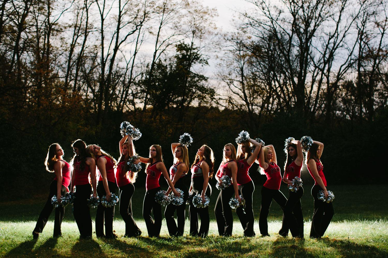 PCHS High School Dance Team