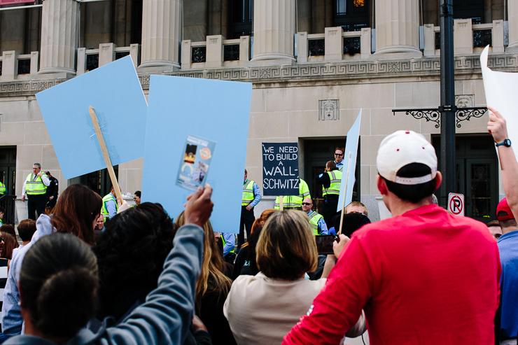 St. Louis, Missouri Donald Trump Rally 2016