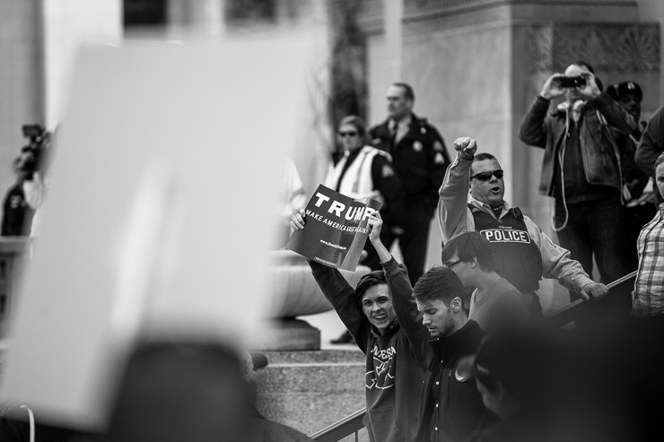 Donald Trump Presidential Rally in St. Louis, Missouri