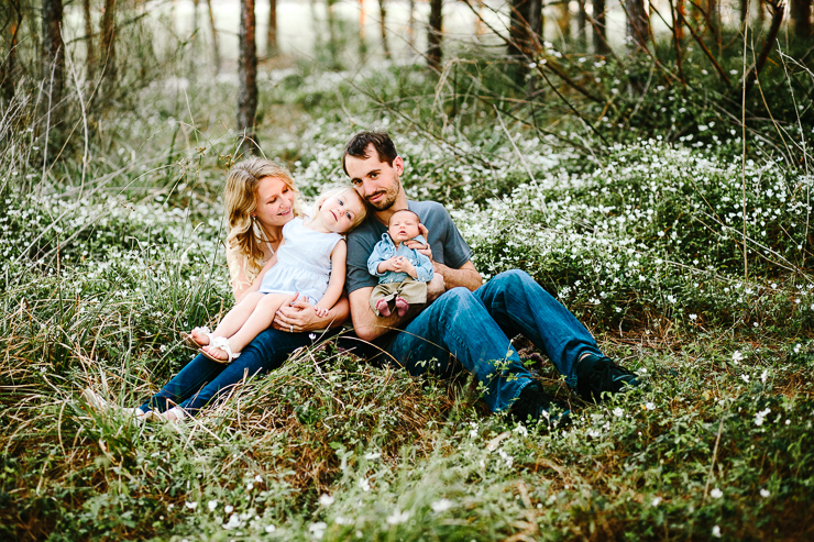 Family of 4 Photography