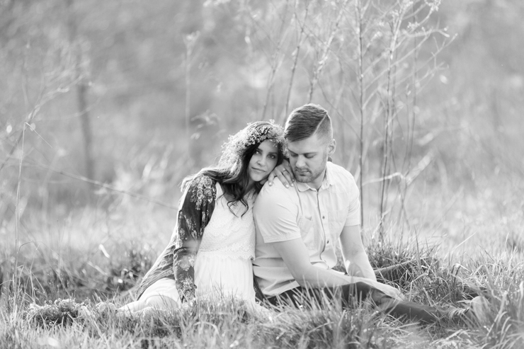 Romantic Maternity Photography Session