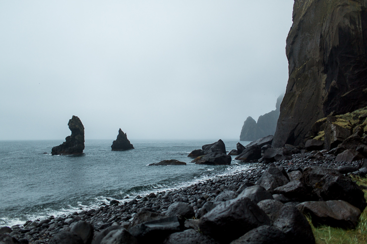 Black Beach, Westman Islands