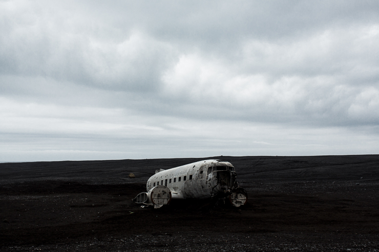 US Navy DC3 Wreckage at Sólheimasandur, Iceland