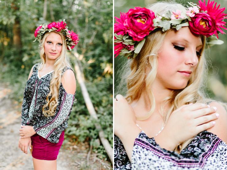 Summer Senior Girl Photography