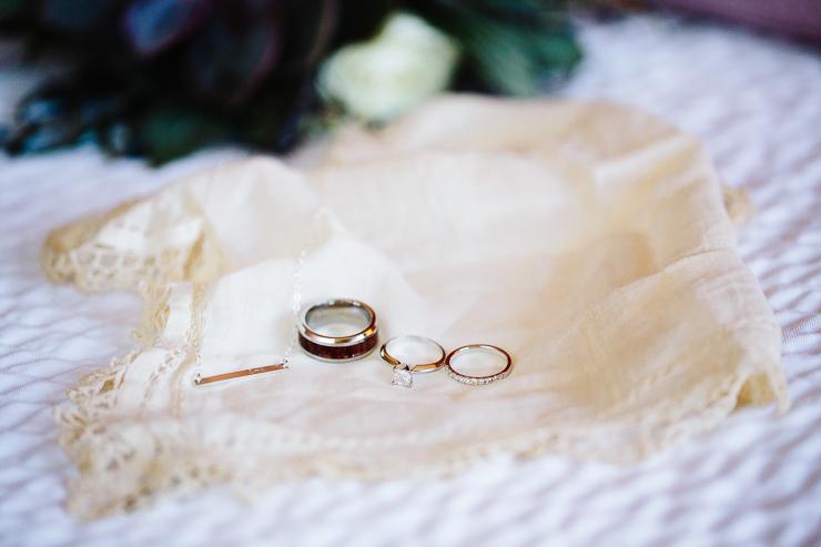 Something Borrowed, Something Blue, Wedding Details