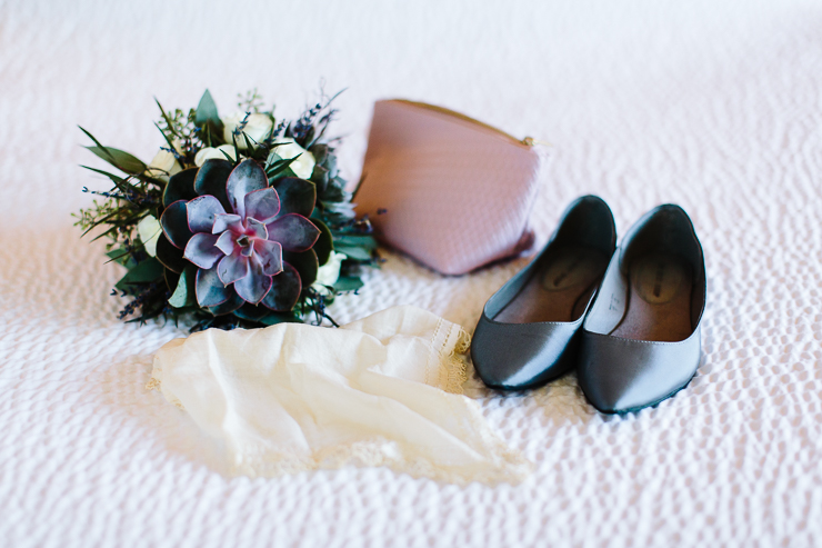 Bridal Detail Photograph