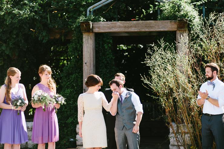 Outdoor Garden Ceremony