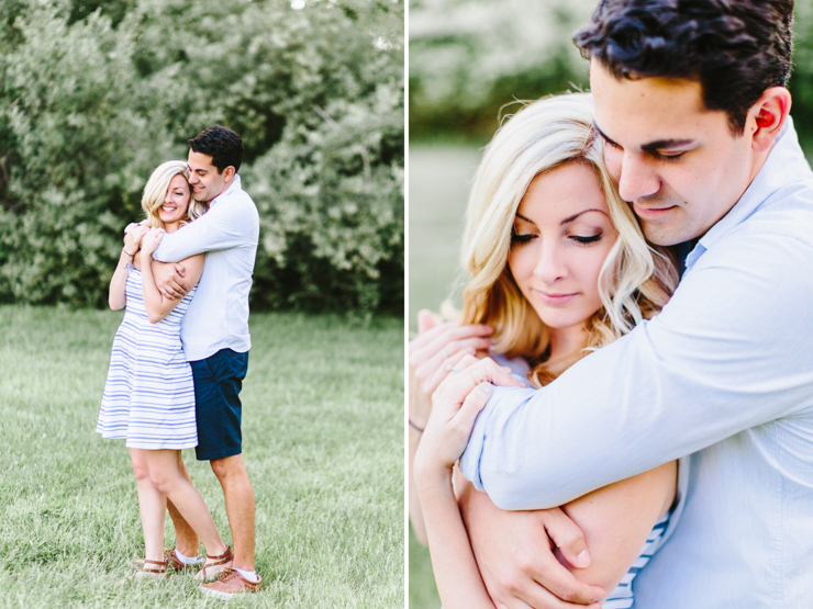 summer bohemian styled anniversary photography session in a field