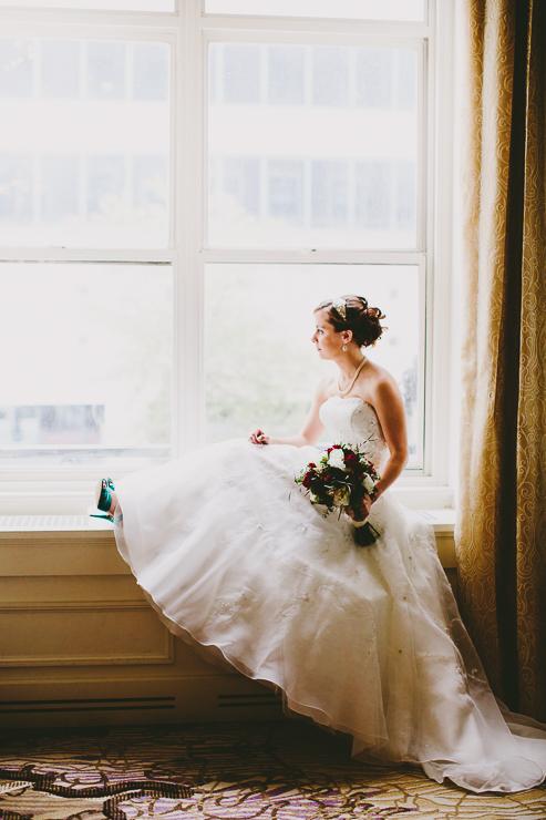 Hotel Pere Marquette Wedding Peoria IL
