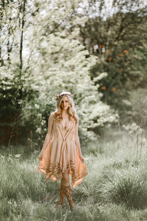 Free People Inspired Bohemain Anniversary Photo Session
