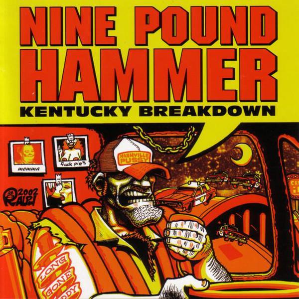Nine Pound Hammer — March 7, 2014 — The Star Community Bar, Atlanta, GA