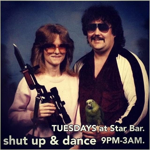 SHUT UP + DANCE — March 11, 2014 — The Star Community Bar, Atlanta, GA