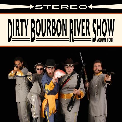Dirty Bourbon River Show — March 12, 2014 — The Star Community Bar, Atlanta, GA