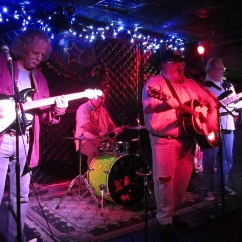 Slim Chance & the Convicts — April 4, 2014 — The Star Community Bar, Atlanta, GA