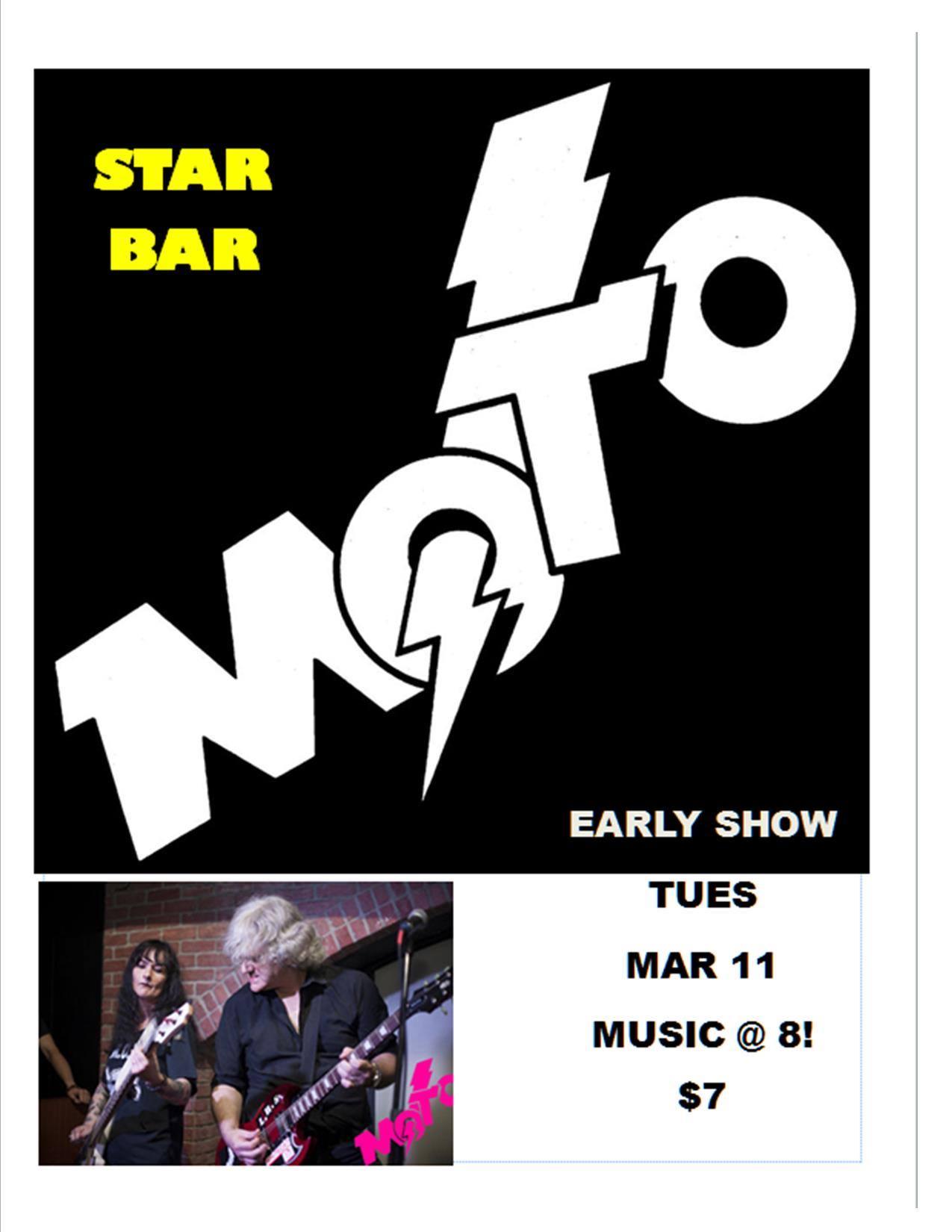 M.O.T.O. — March 11, 2014 — The Star Community Bar, Atlanta, GA