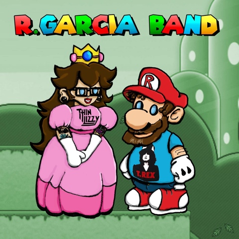 R_Garcia — April 9, 2014 — The Star Community Bar, Atlanta, GA