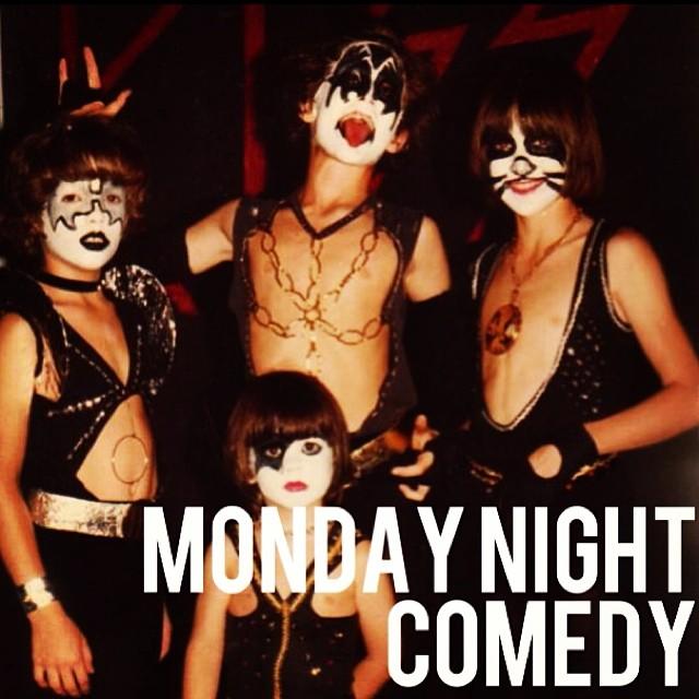 Monday Night Comedy — April 7, 2014 — The Star Community Bar, Atlanta, GA