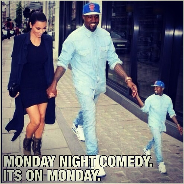 Monday Night Comedy — April 14, 2014 — The Star Community Bar, Atlanta, GA