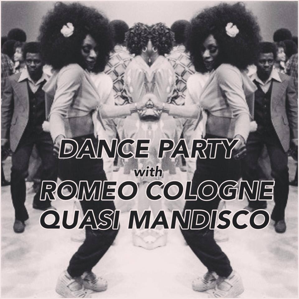 ROMEO COLOGNE'S FUNK ROYALE — April 1, 2014 — The Star Community Bar, Atlanta, GA