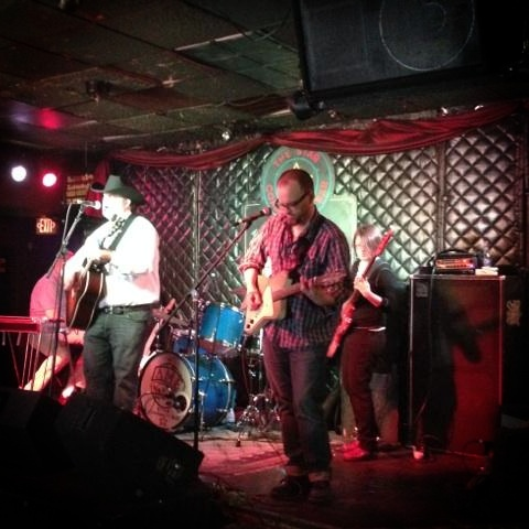 The Oldfields — May 24, 2014 — The Star Community Bar, Atlanta, GA