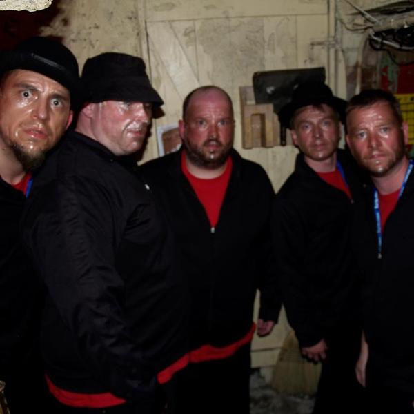 The Mystery Men?— May 24, 2014 — The Star Community Bar, Atlanta, GA