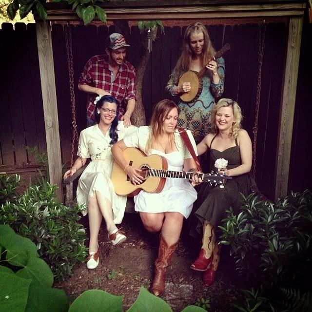 HotHouse Peaches — June 6, 2014 — The Star Community Bar, Atlanta, GA
